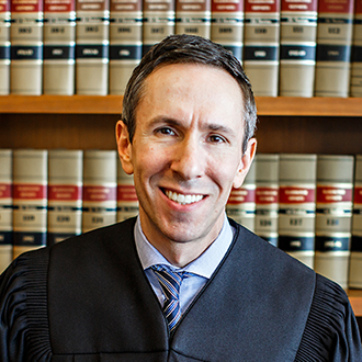 David Keenan, Graduate & King County Judge