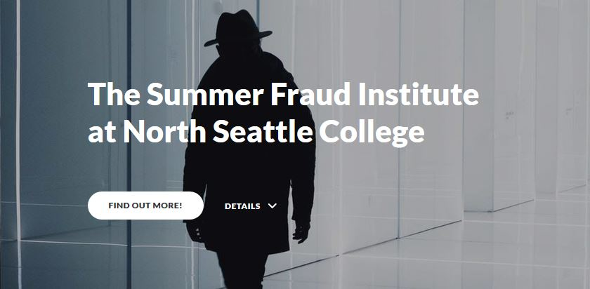 Summer Fraud Institute